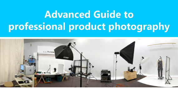 Advanced Guide to professional product photography